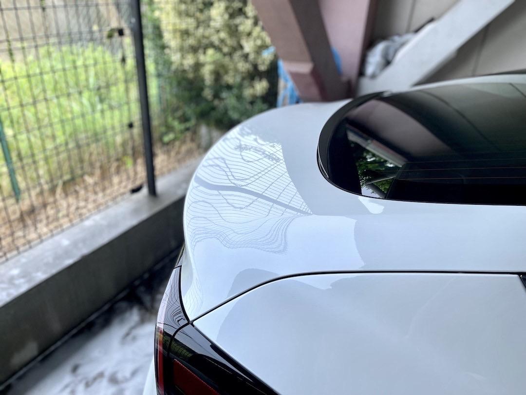 Model3 リア